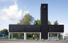 ShowCase: Barneveld Noord Station by NL Architects