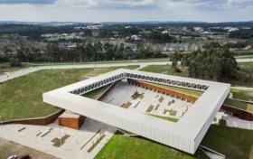 Showcase: Óbidos Technological Park Main Building by Jorge Mealha