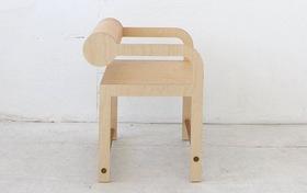 Waka Waka's furniture strikes a balance between simplicity and playfulness