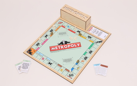 London is a game of life or death in 'Metropoly'