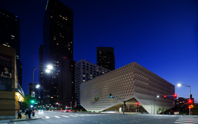 The Broad Museum opens its doors for a look beyond the veil