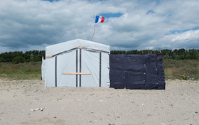 Photographing the 'Jungle' of Calais' refugee camp