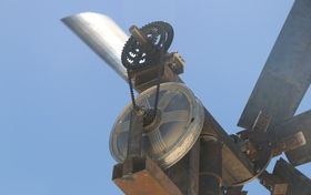 A well, a windmill, a mirror: Sigil's real and symbolic interventions in Syria