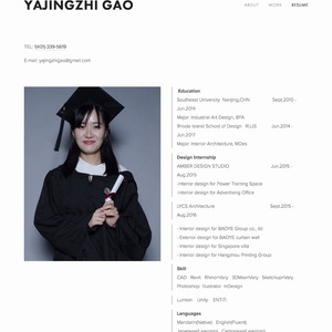 yajingzhi gao