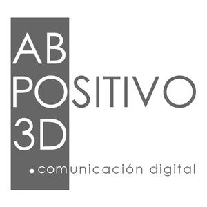 AB positivo 3D