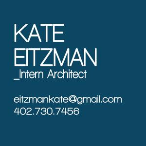 Kate Eitzman