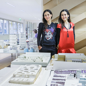 Salwa and Selma Mikou