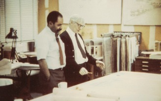Meet Henry Wilcots, the overlooked African-American architect who completed Louis Kahn's Dhaka National Assembly