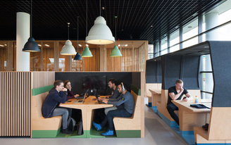 Mecanoo and Gispen launch modular furniture for learning environments