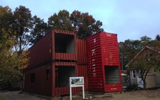 Would You Live in a Container Home?