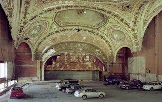 Detroit's Architectural Imagination: Dequindre Cut