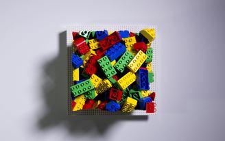 Brick by Brick : LEGO 601