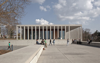 Current Work: David Chipperfield