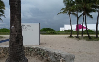 Miami Beach (a semi-private party that might continue above the flood)