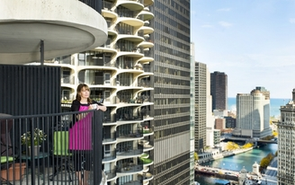 Inside Marina City: A Project by Iker Gil and Andreas E.G. Larsson