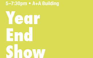 School of Architecture Year End Show