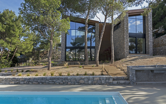 The Wedge House