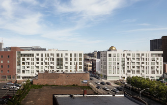 Richard Meier & Partners Completes 3 New Buildings in Downtown Newark