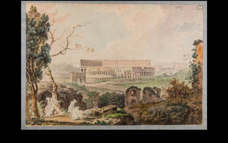 New digital archive showcases historic Rome architecture, archaeology, maps