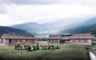 Rebuilding Nepal with Bamboo and Earth