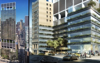 First look at Rafael Viñoly's tower for Ritz Carlton NYC