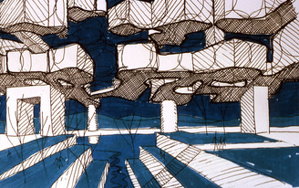 favorite artists who paint architecture...?