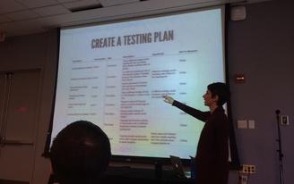 Live Blog: Kristi-Lynn Jacovino, Using Data to Influence Your UX Decisions