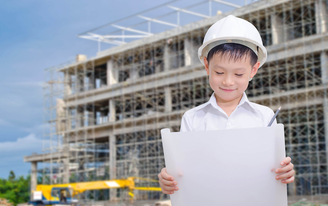 How to be a young architect