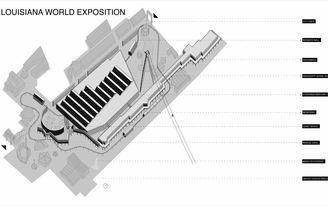 'World Fair'-ness of Black Market Architecture