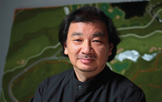 Special Lecture: Works and Humanitarian Activities by Shigeru Ban