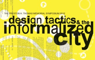 Design Tactics and the Informalized City