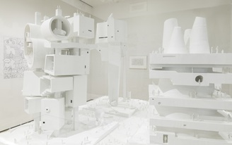 New Bureau Spectacular Exhibition at SFMOMA Explores the Narrative Properties of Architecture
