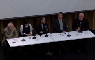 """""""Writing Architecture"""": A GSD Panel on Architectural Criticism"""