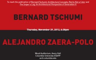 Book: Bernard Tschumi and Alejandro Zaera-Polo in Conversation