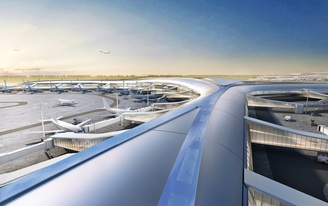 Aedas wins two international competitions to design Shenzhen Airport Satellite Concourse and Hong Kong International Airport Third Runway Passenger Building
