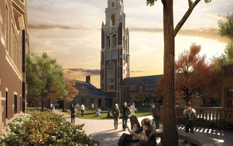 'Girder Gothic' or 'memorable traditionalism'? Blair Kamin reviews Yale's new residential colleges
