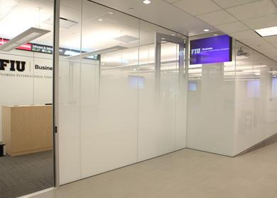 F.I.U Ryder Business Building Media Labs