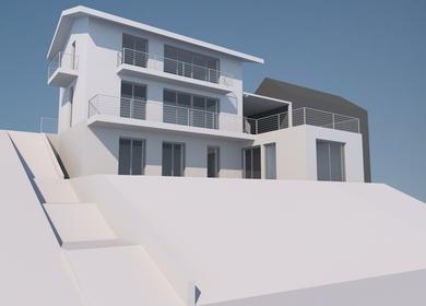 Single-Family House - reconstruction