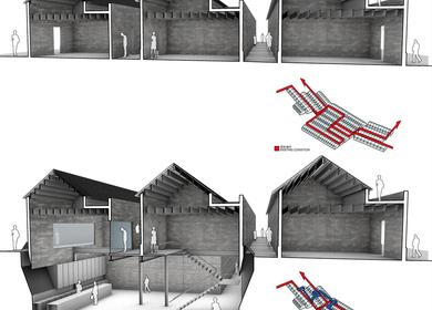 2011 China Lab - Adaptive Reuse of Hubei Village, Shenzhen, China