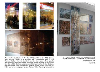 AIANE Livable Communities Exhibit