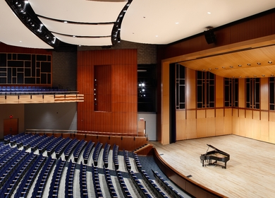 Concert Hall at College Community