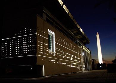 s.ky Blue Solar House