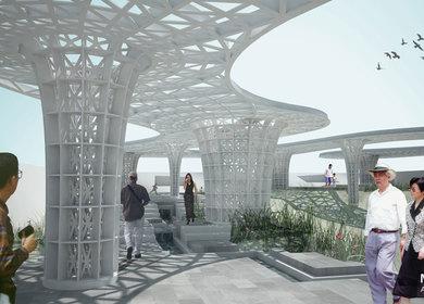 Houston Pavilion, China International Garden Expo
