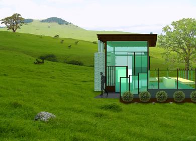 UKCoD: Fall Studio (2012) -Mark O' Bryan- The Cabin of Contemplation...