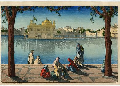 The Golden Temple Complex
