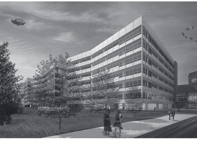 New Goodyear World Headquarters
