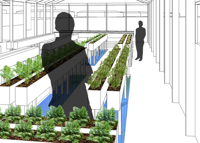 Aquaponic Garden Center