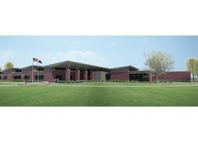 Wichita Preparedness Center - Kansa Army National Guard