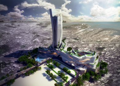 Great Eastern Mills Hotel/Retail Development