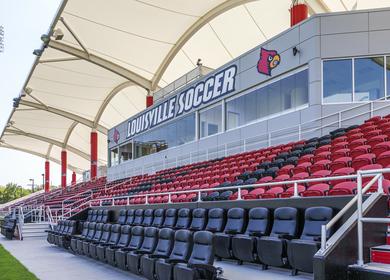 University of Louisville | Dr. Mark & Cindy Lynn Soccer Stadium